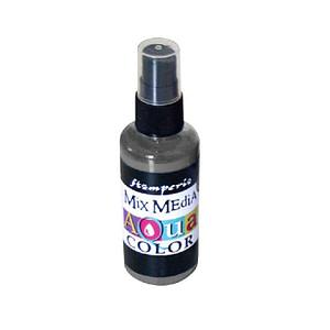 Graphite spray Color