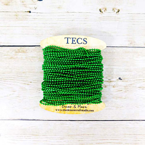 Ball Chain Green