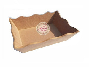 basket made in mdf,craft product,multipurpose use