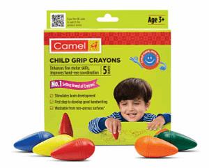 Child Grip Crayons