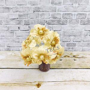 Golden Daisy Flower