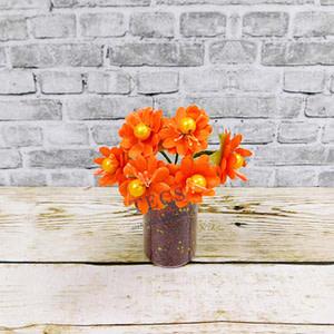 Small Daisy Flower Orange