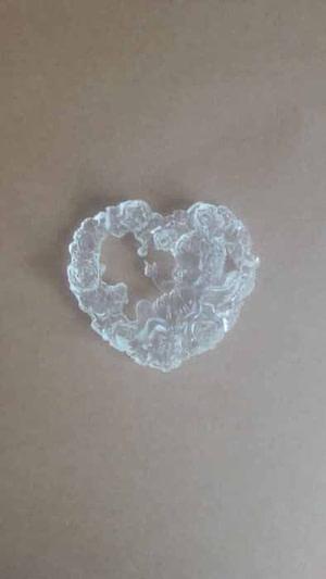 Resin Made Flower