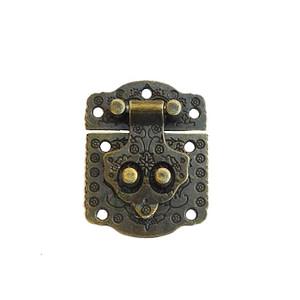 Mini Metal Lock