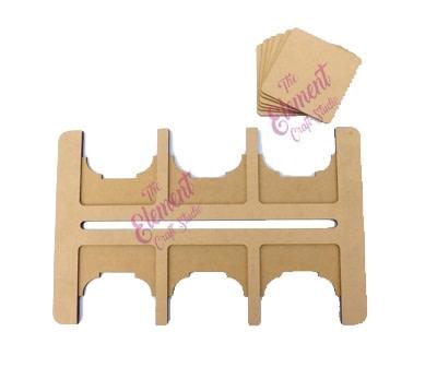 coaster set made in mdf, kitchen product,coaster set