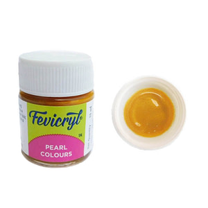 Fevicryl Pearl Color Gold