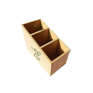 Mdf Pen Stand