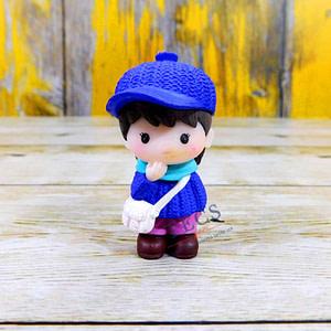 Miniature Mini Girl