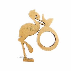 Bird Design Fridge Magnet