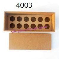 mdf lipstick box,wood,craft,bases