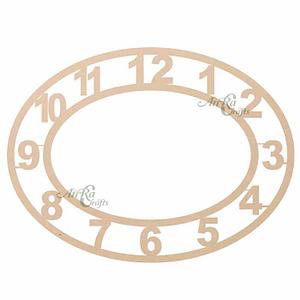 Mdf Clock Dials