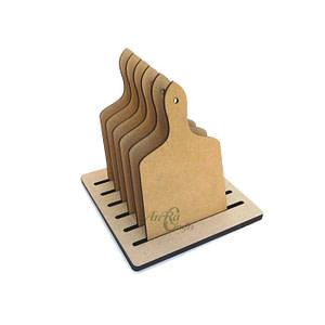 Chopping Board Coaster Set