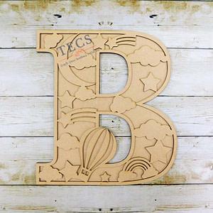 Hanging Monograms-3-B