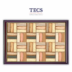 wooden tiles - 1