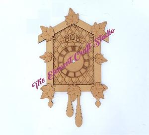 mdf clock ,wood clock,craft,bases