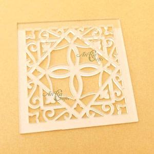 Clay Impression stencil online