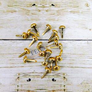 Golden Brads-8 mm