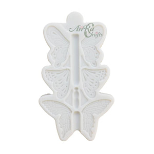 Butterfly Silicon Mould