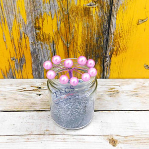 Pink Berries 8mm