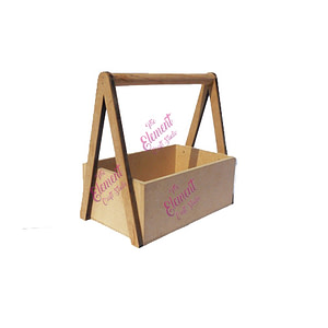 basket made in mdf,craft product,