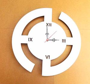 Acrylic Clock Base
