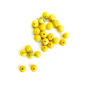Colorful lava beads online