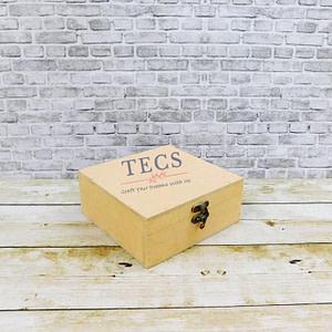 6x6x2.5 Inches Box