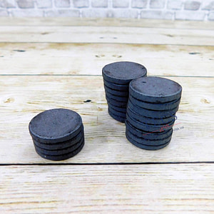 Strong Magnets 24 x 4 MM