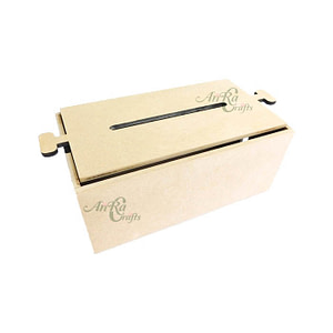 New Style Mdf Tissue Box