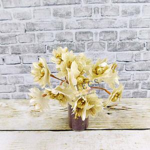 Mini Golden Daisy Flower