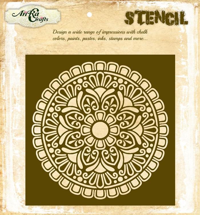 Circle Tile Stencil