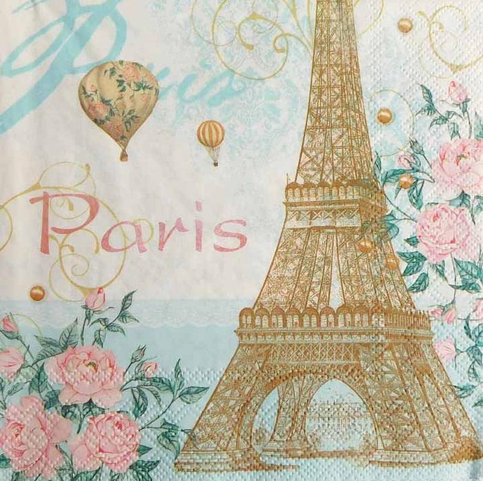 paris Design Tissue Paper