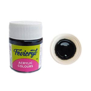 Fevicry Acrylic Color Black