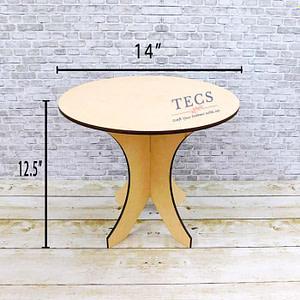 Circle Coffee Table