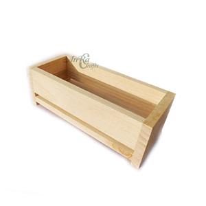 Natural Pine Wood Basket
