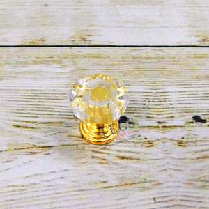 Crystal Knob Small