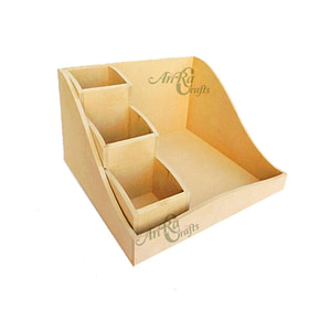 Wooden Organizer For Office