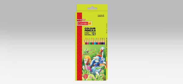 Camlin Pencil Color Set
