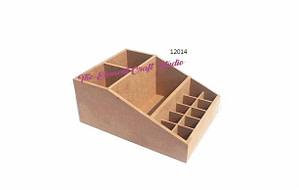 mdf multi partition box