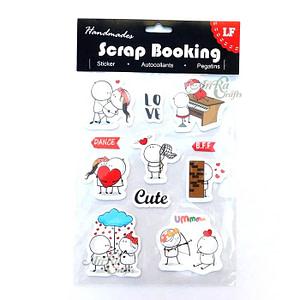 Die Cuts & Stickers