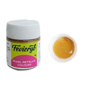 Fevicryl Pearl Metallic Color