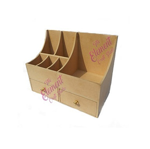 Drawer box made in mdf,wood,multipurpose product