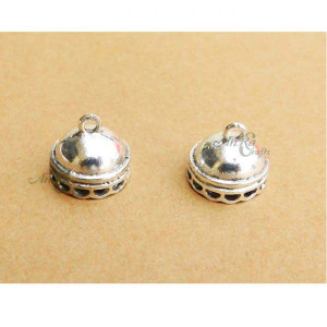 Silver Earring Charm