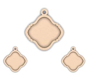 Jewellery & Key Chain Bases