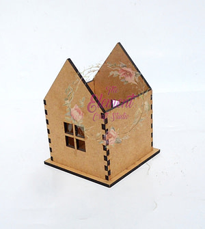 mdf hut-house,