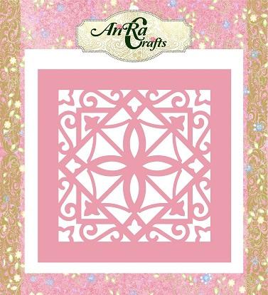 stencil,craft product,decorative item,craft decor