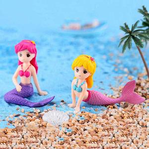 Miniature Mermaid set