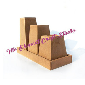 candle stand made in wood and mdf,decorative product