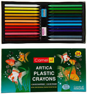 plastic crayons for drawing