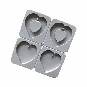Heart Diffuser moulds
